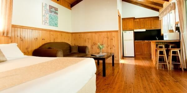 Casuarina Cabins - BIG4 Holiday Park Yamba